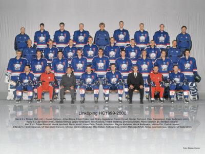Lagbilder - Linköping HC