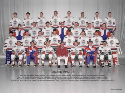 Lagbilder - Rögle BK