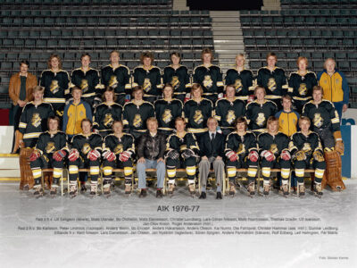 Lagbilder - AIK